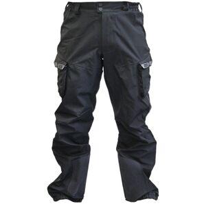IXS X-3Layer-GTX Regn bukser Svart 3XL