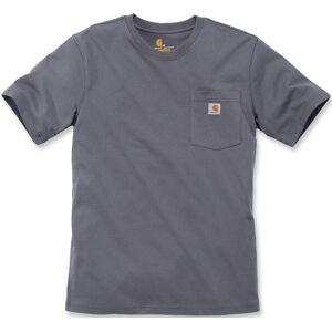 Carhartt Workwear Pocket T-skjorte Grå M