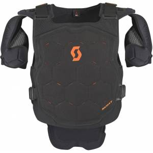 Scott Softcon 2 Brystet Protector Svart S