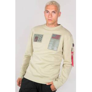 Alpha Industries Blood Chit Sweatshirt Flerfarget 3XL