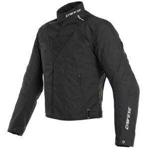 Dainese Laguna Seca 3 D-Dry Motorsykkel tekstil jakke Svart 52