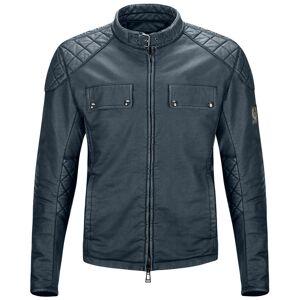 Belstaff XMan Racing Motorsykkel tekstil jakke Blå S