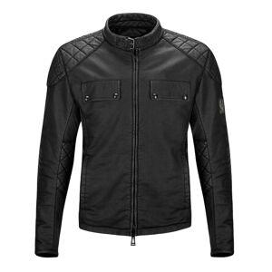 Belstaff XMan Racing Motorsykkel tekstil jakke Svart L