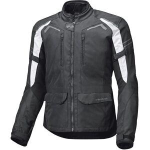 Held Kane Motorsykkel tekstil jakke Svart Hvit 5XL