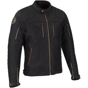 Bering Ramsey Motorsykkel tekstil jakke Svart M