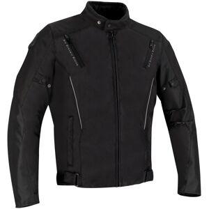 Bering Conrad Motorsykkel tekstil jakke Svart Grå Rød M
