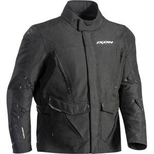 Ixon Sicilia-C Motorsykkel tekstil jakke Svart 2XL