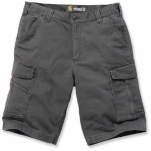 Carhartt Rugged Flex Rigby Cargo Shorts Svart 32