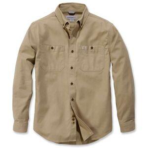Carhartt Rugged Flex Rigby Arbeid skjorte Blå M