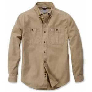 Carhartt Rugged Flex Rigby Arbeid skjorte Blå 2XL