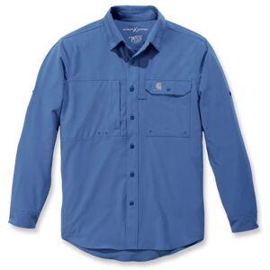Carhartt Force Extremes Fiske skjorte Blå 2XL