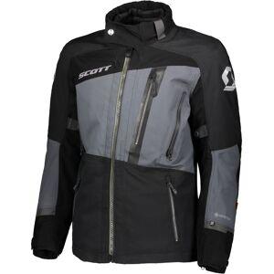 Scott Priority GTX Motorsykkel tekstil jakke Svart XL