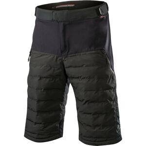 Alpinestars Denali Sykkel shorts Svart Grå 38
