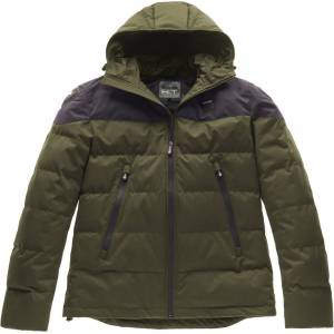 Blauer Easy Winter 2.0 Motorsykkel tekstil jakke Grønn Blå L