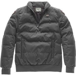 Blauer Winter Pull Motorsykkel tekstil jakke Grå S