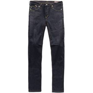 Blauer Kevin 2.0 Mørk blå motorsykkel jeans Blå 34