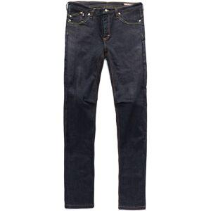 Blauer Kevin 2.0 Mørk blå motorsykkel jeans Blå 36