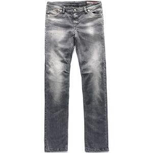 Blauer Kevin 2.0 Stone Motorsykkel jeans Grå 32