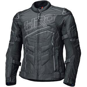 Held Safer SRX Motorsykkel tekstil jakke Svart XL