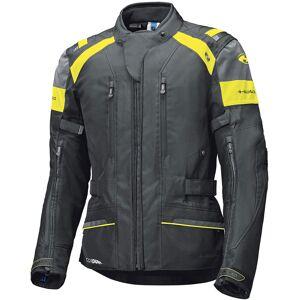 Held Tivola ST Motorsykkel tekstil jakke Svart Gul 3XL