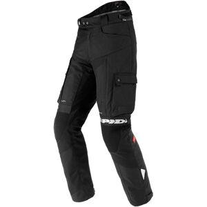 Spidi H2Out Allroad Motorsykkel tekstil bukser Svart XL