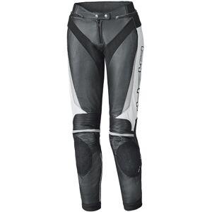 Held Lane II Kvinners Motorsykkel skinn bukser 40 Svart Hvit