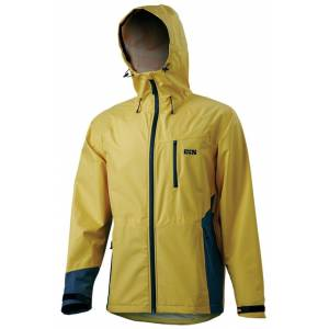 IXS Winger 7.1 BC Rain Jacket L Gul