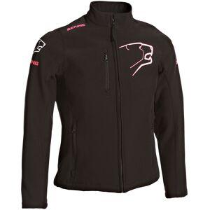 Bering BSG026 Lady Softshell jakke 36 Svart Rosa