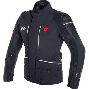 Dainese Cyclone D-Air Airbag Gore-Tex Tekstil jakke 54 Svart Hvit