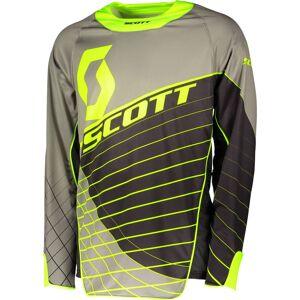 Scott Enduro Motocross Jersey M Svart Gul