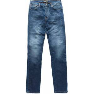 Blauer Gru Motorsykkel Jeans bukser 36 Blå