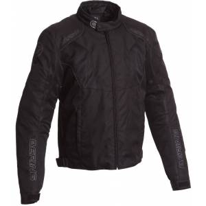 Bering Tiago Motorsykkel tekstil jakke 3XL Svart