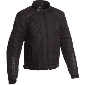Bering Tiago Motorsykkel tekstil jakke XL Svart