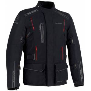 Bering Yukon Motorsykkel tekstil jakke L Svart