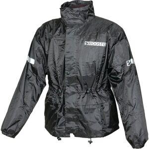 Booster Stream Rain Jacket L Svart