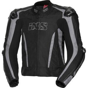 IXS Sport LT RS-1000 Motorsykkel tekstil jakke 48 Svart Grå