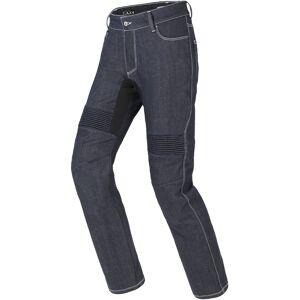 Spidi Furious Pro Motorsykkel tekstil bukser 33 Blå