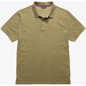 Blauer USA Melange Poloshirt XL Grønn