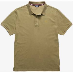Blauer USA Melange Poloshirt M Grønn