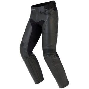 Spidi RR Naked Motorsykkel skinn bukser 60 Svart