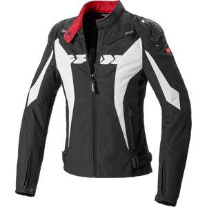 Spidi Sport Warrior Tex Women Motorcycle Tekstil jakke S Svart Hvit