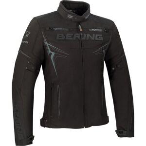 Bering Wixs Motorsykkel tekstil jakke L Svart