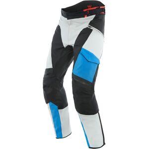 Dainese Tonale D-Dry Motorsykkel tekstil bukser 48 Svart Grå Blå