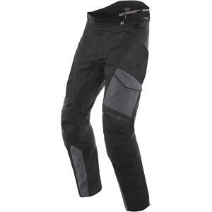 Dainese Tonale D-Dry Motorsykkel tekstil bukser 44 Svart