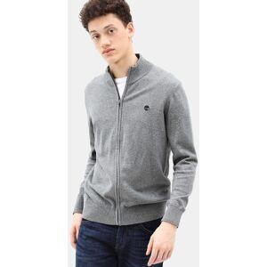 Timberland Wiliams River Zip Svette Jacket XL Grå