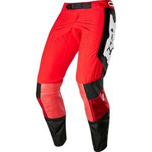FOX 360 Linc Motocross bukser 34 Svart Rød