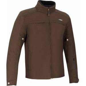 Bering Zander Motorsykkel tekstil jakke 2XL Brun