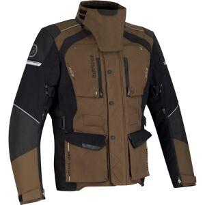Bering Bonko Motorsykkel tekstil jakke L Svart Brun
