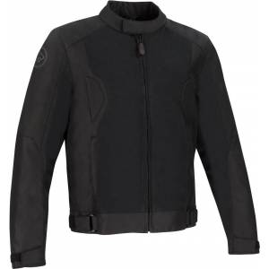 Bering Riko Motorsykkel tekstil jakke 3XL Svart