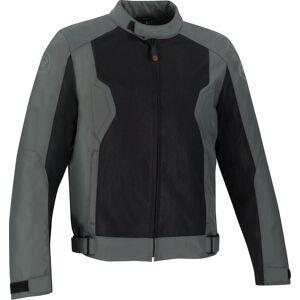Bering Riko Motorsykkel tekstil jakke L Svart Grå